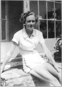 Джулия Чайлд в молодости фото