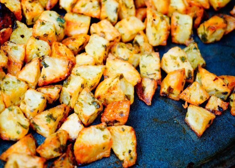 Картофель от Пармантье рецепт фото