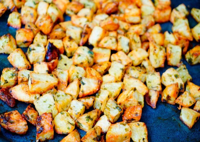 Картофель от Пармантье фото