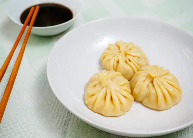 Рецепт пельмени по-шанхайски фото