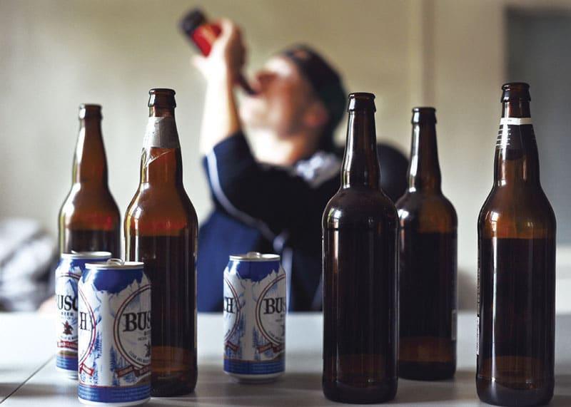 Алкоголизм и семья фото