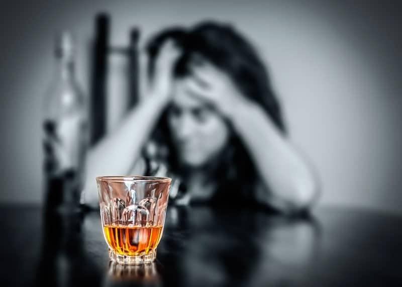 Алкоголик фото