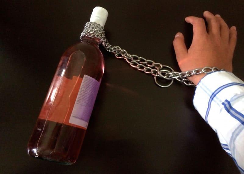 Алкоголизм и его последствия фото