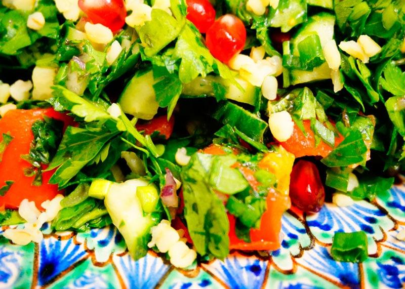 Табуле по-ливански рецепт фото