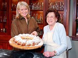 Марта Стюарт и Марта Костыря фото