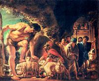 Полифем Одиссея фото
