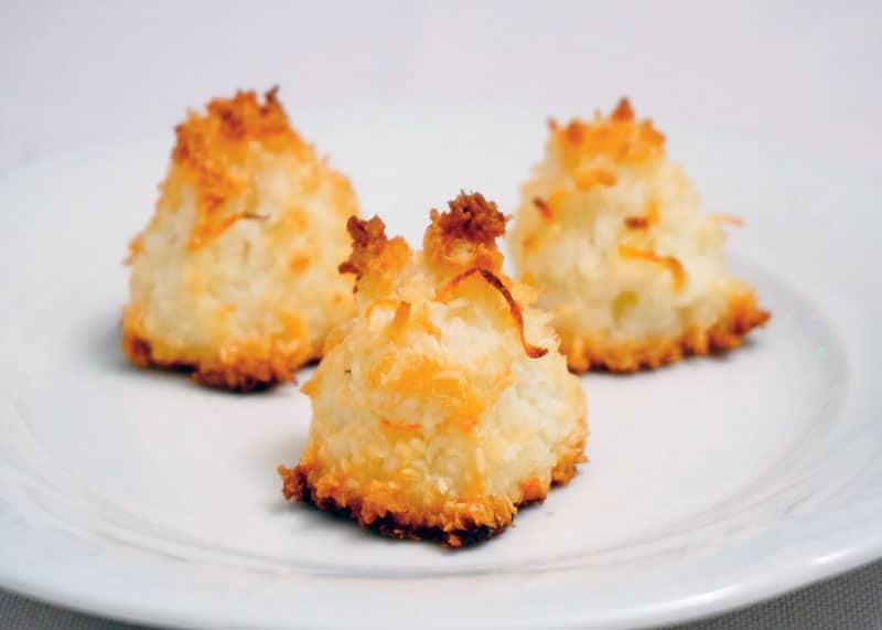 Печенье с кокосом роше фото