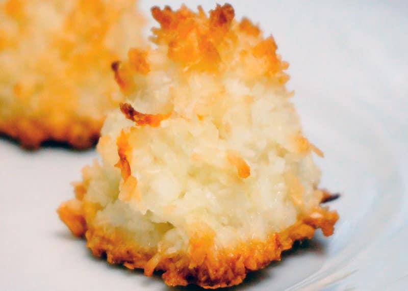 Кокосовое печенье роше фото