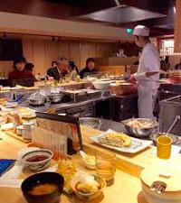 Ресторан темпура фото