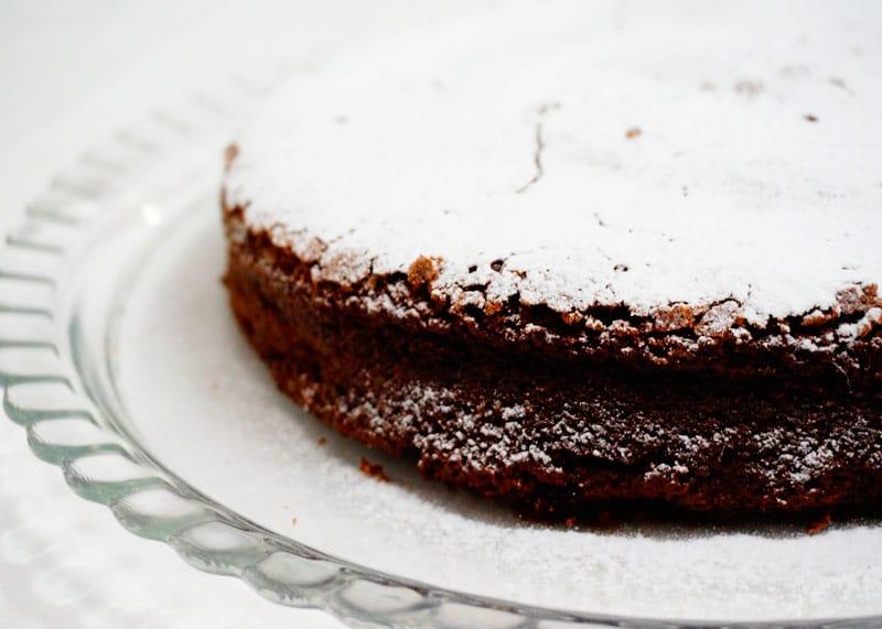 Шоколадный торт мусс фото