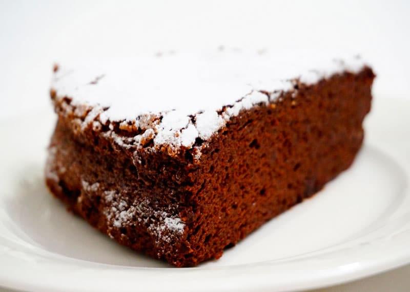 Шоколадный торт мусс рецепт фото