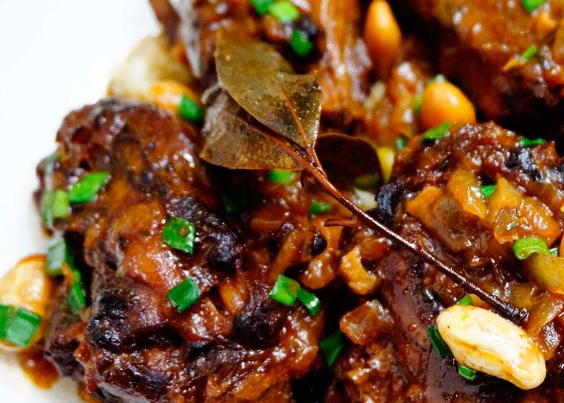 Рагу из бычьего хвоста по-ямайски рецепт фото