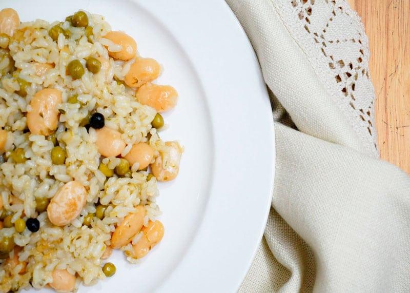 Рис по-ямайски рецепт фото