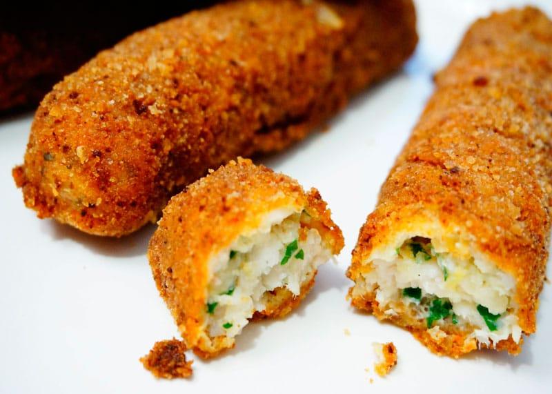 Рыбные палочки рецепт фото