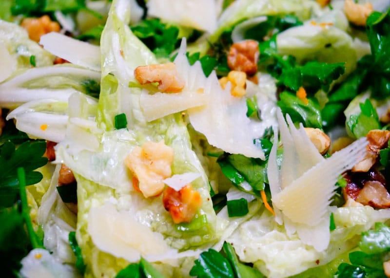 Салат из пекинской капусты и петрушки рецепт фото