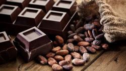 Темный шоколад фото