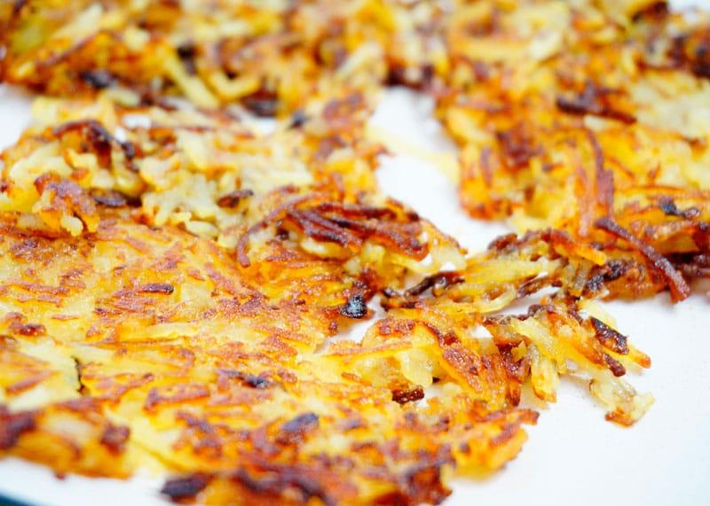 Картофель хэш-браунс фото