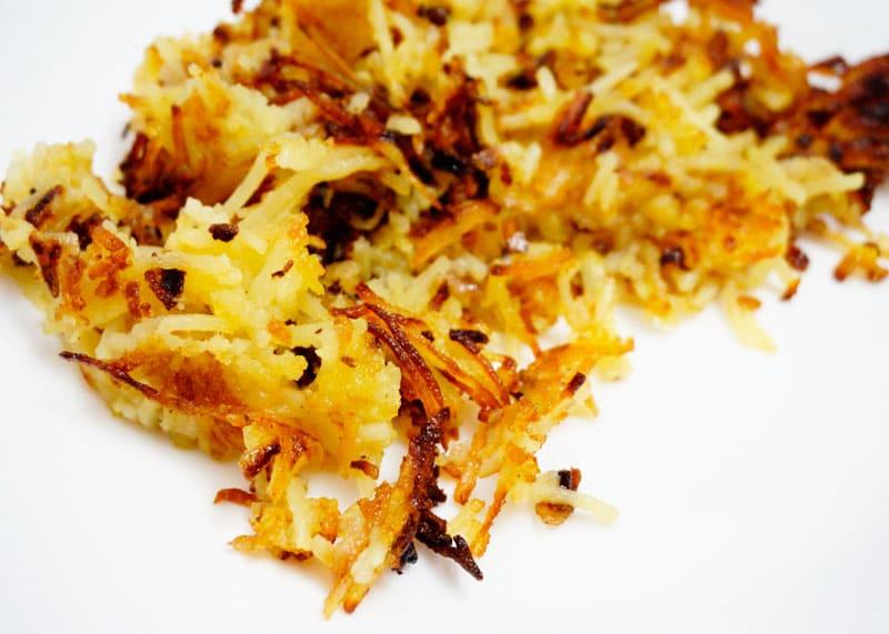 Картофель хэш-браунс рецепт фото