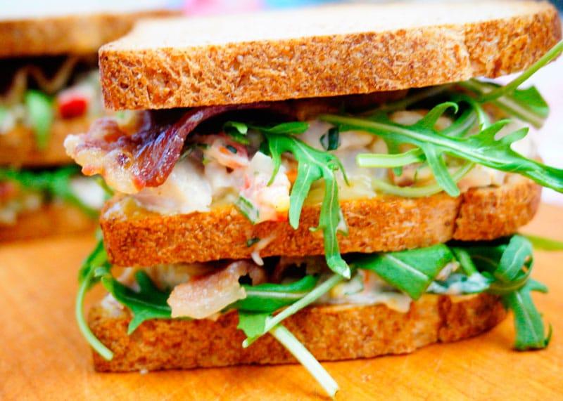 Клубный сэндвич с рыбой рецепт приготовления фото