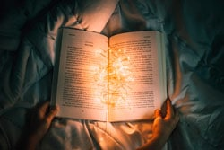 Книга перед сном фото