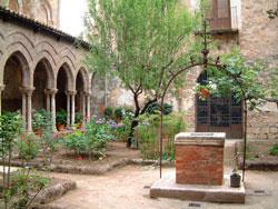 Церковь Святого Иоанна  двор Палермо фото