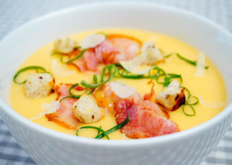 Идеальный картофельный суп фото