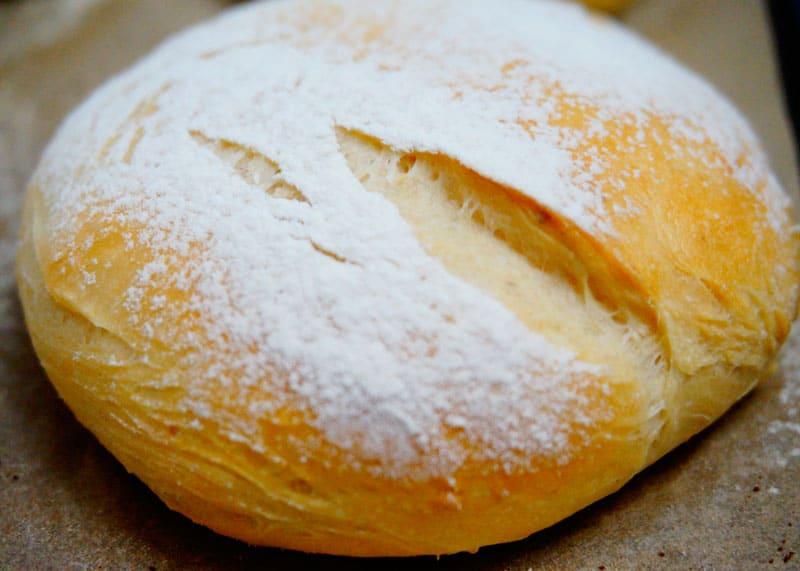 Шотландские булочки бап фото
