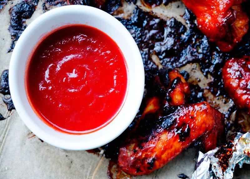 Томатный соус с бурбоном рецепт фото