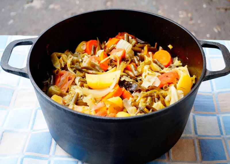 Овощное рагу стох гелах фото
