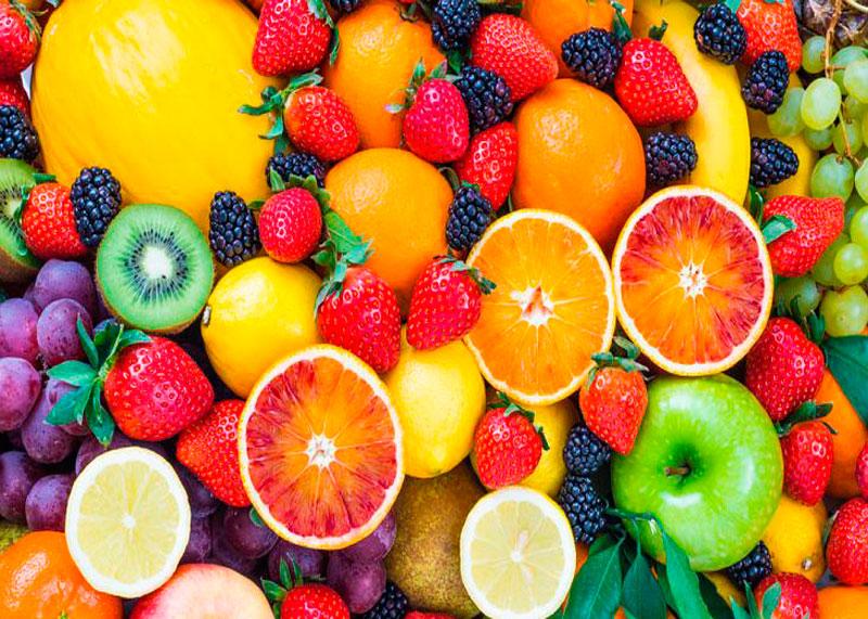 Полезные фрукты фото