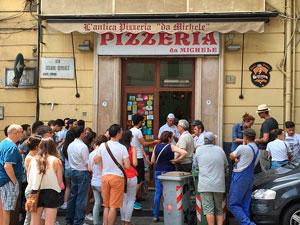 Пиццерия Да Микеле фото