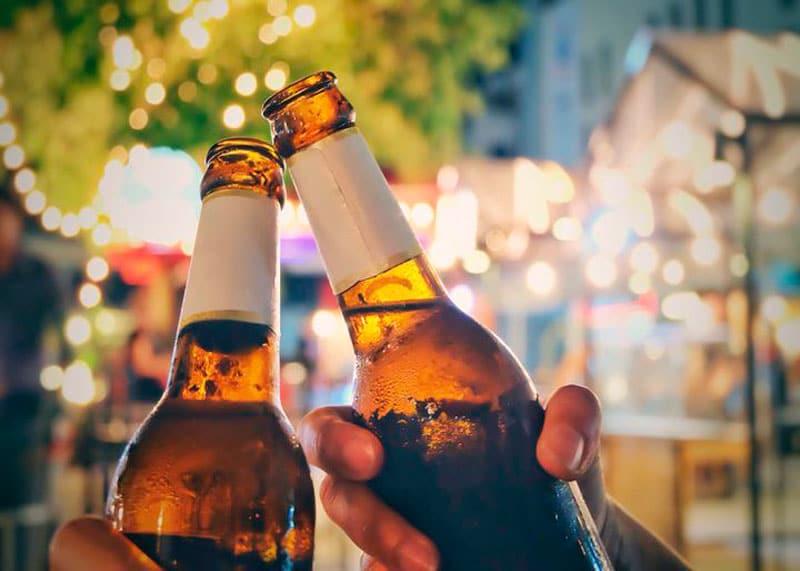 Пиво и тренировки фото