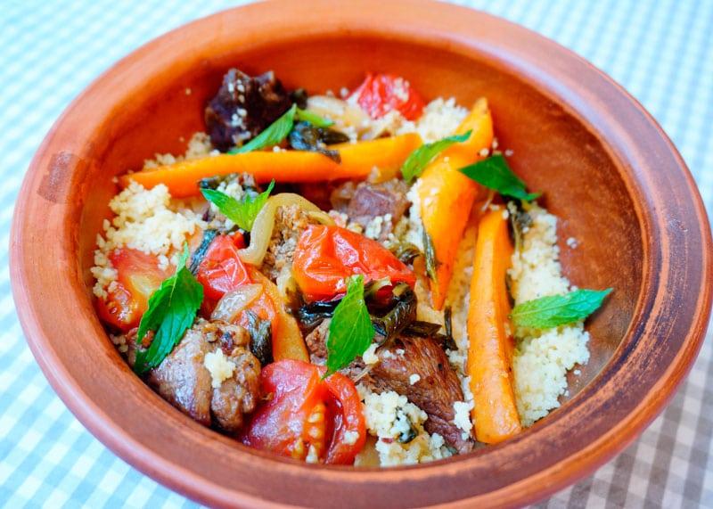Рагу из говядины и молодой моркови рецепт фото