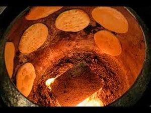 Тандур хлеб фото