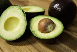 Полезный авокадо фото