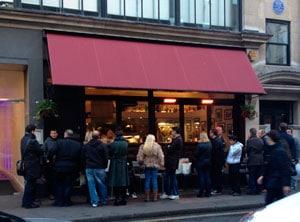 Ресторан Баррафина фото