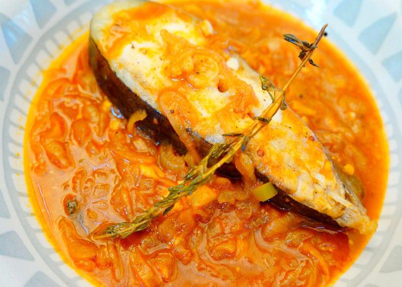 Ясса из рыбы рецепт фото