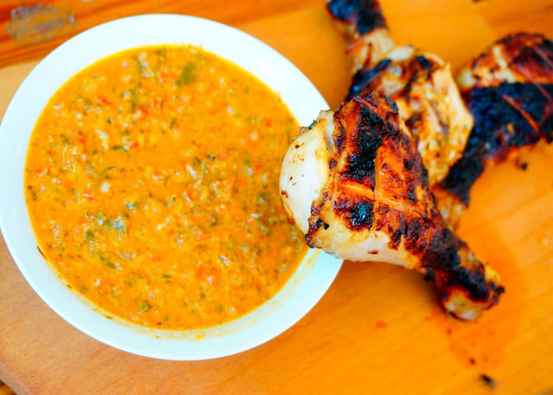 Соус пири-пири приготовление фото