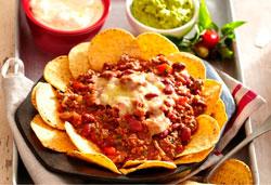 Мексиканский начос фото