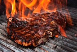 Обугленое мясо фото