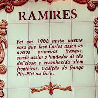 Ресторан Рамирес меню фото