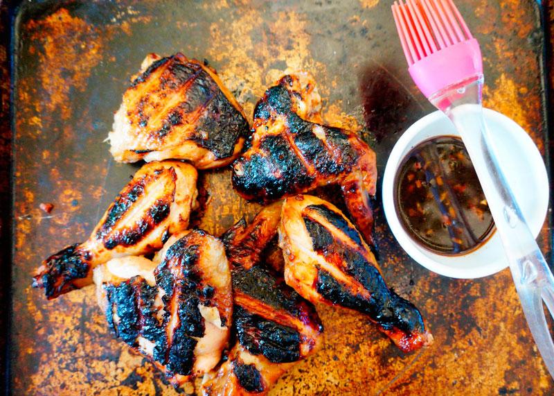 Рецепт цыпленок хули-хули фото