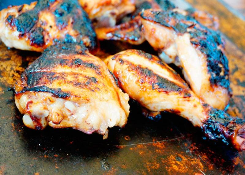 Цыпленок хули-хули рецепт фото