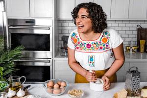 Самин Носрат повар фото