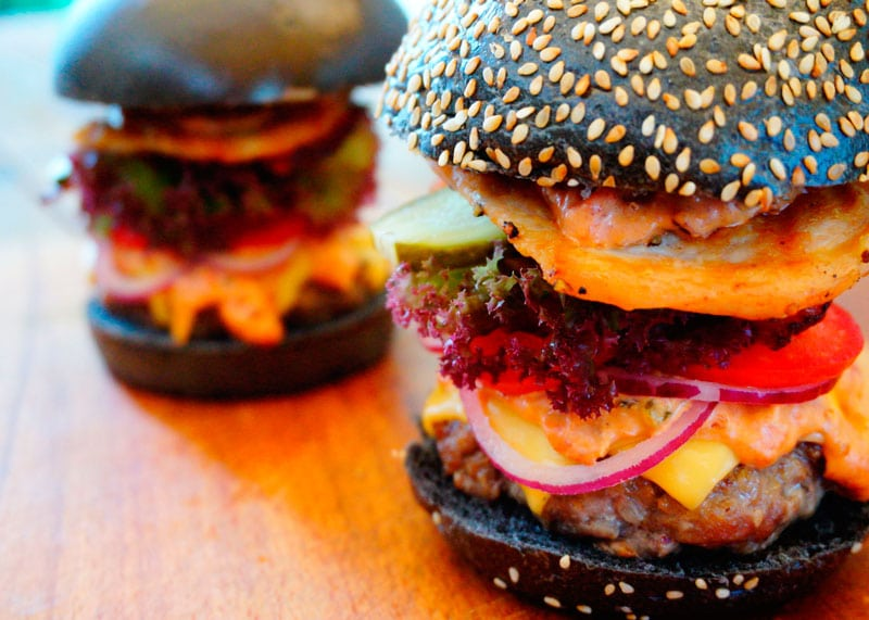 Двойной бургер рецепт фото