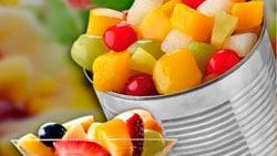 Консервированные фрукты фото