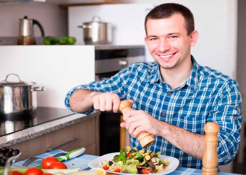 Мужчины здоровое питание фото