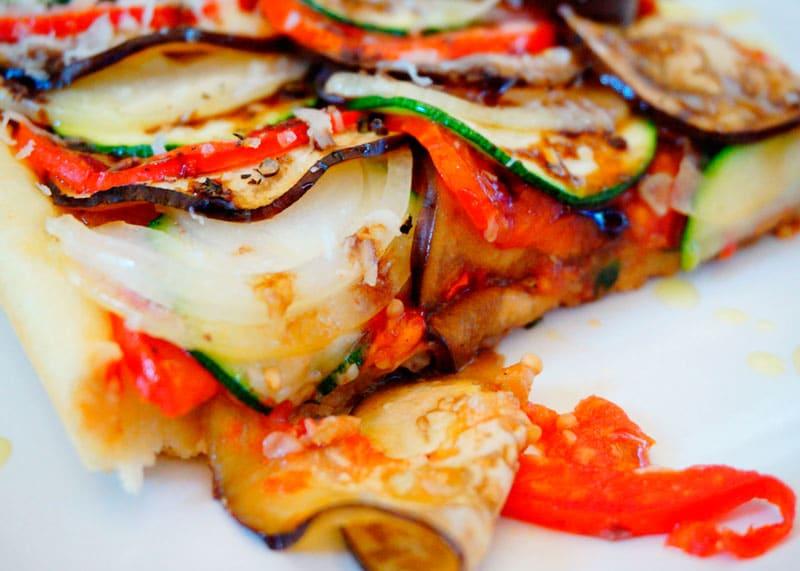 Пицца-рататуй рецепт приготовления фото