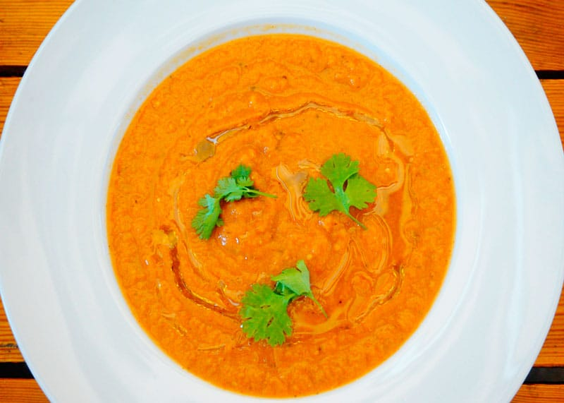 Суп из помидоров и баклажанов рецепт фото