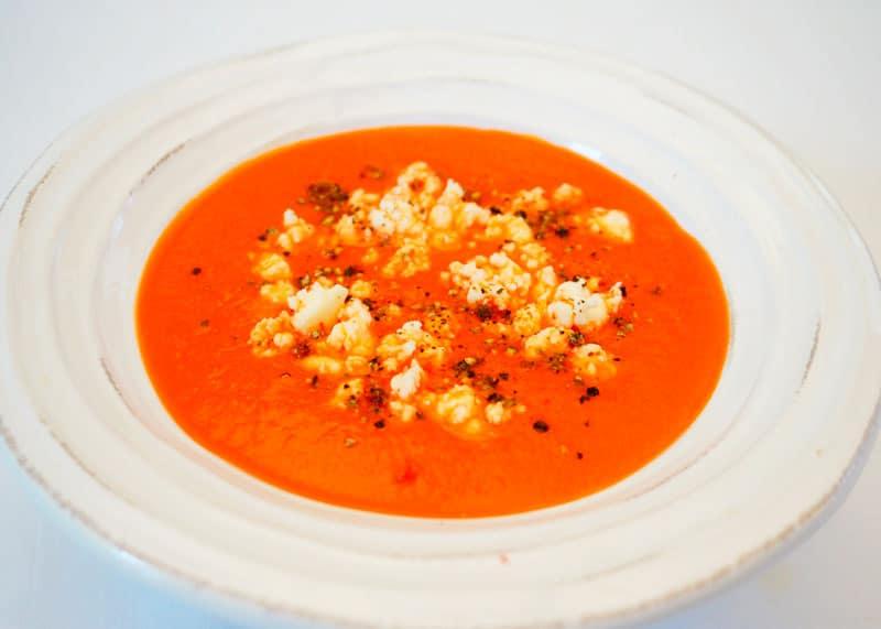 Суп из свеклы и перца рецепт фото